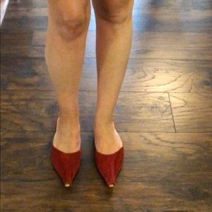 Shoes - Made in Italy! Sexy Kiss 💋Leather Flats